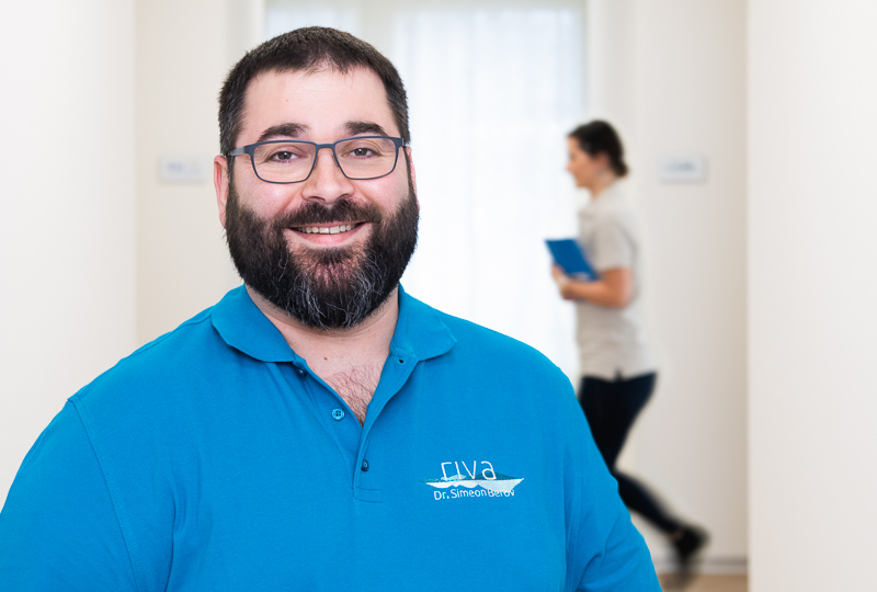 Arzt Dr. med. Simeon Berov - Facharzt für Chirurgie Riva Klinik Rheinfelden