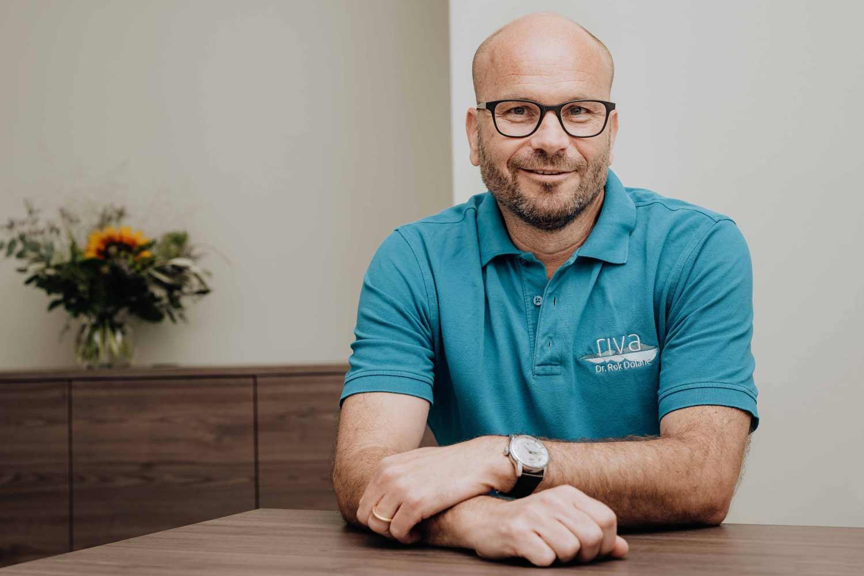 Arzt Dr. med. Rok Dolanc - Viszeralchirurg Riva Klinik Rheinfelden